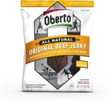 Oberto Brands Launched New Packaging and Branding for Its All Natural Jerky Line