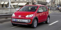 Volkswagen Cross up! Has Been Officially Unveiled Ahead of Its International Debut