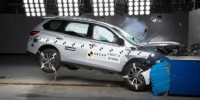 The Nissan Juke and Pathfinder SUVs Have Both Been Awarded Five-star Safety