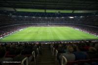 Emirates Stadium Showcases Musco's LED Lighting Solution