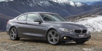 The Originally-announced Price of The BMW 4 Series Coupe Was Reduced