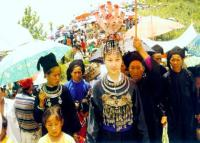 The Shui Ethnic Minority Is Distributed Mainly in The Sandu Shui Autonomous County