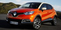Renault Captur Revealed Ahead of The Stylish Compact SUV Debut at The Motor Show