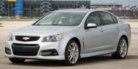 The Left-Hand-Drive Chevrolet Ss Was Unveiled to The US Media Last Weekend