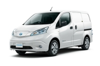 Nissan in Collaboration with The PGE Will Start Testing The Nissan E-NV200 in Portland