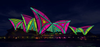 Australia The Sydney Opera House's World Renowned Sails Got a Brand New Look