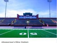 Milne Stadium Has Been Home to Generations of Albuquerque's Local Sporting Events