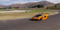Better Way to Christen Highlands Motorsport Park Then to Set a Lap Record in a Gt3 Racer