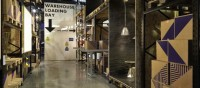 "Tom Dixon Presented ""Rough & Smooth"" at Most, at The Milan Fair"