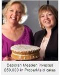 Dragons' Den Helped Yorkshire Cake Entrepreneur Secure Backing She to Build Cake Factories