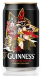 Crown Designs New Beverage Can for Guinness Foreign Extra Stout Singapore Edition