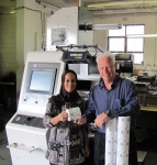 South African Label Printing Firm Selects Rotoflex's Die-Cutting Machine