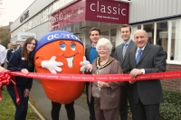 Classic Kitchens Held an Open Day to Celebrate The Opening Showroom in Redditch