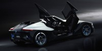 Nissan Bladeglider Previews a Future Rear-Wheel-Drive Electric Performance Car
