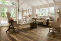 Architectural Remnants Laminate Flooring From Armstrong Was Honored by Better Homes &Amp