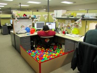 Build Your Own Cubicle Paradise
