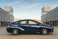 Toyota Has Developed Mirai Hydrogen Fuel Cell Electric Vehicle