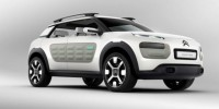 The Production Version of The Citroen Cactus Concept Will Be Unveiled in February