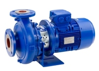 In April 2014 KSB Aktiengesellschaft Will Launch The Latest Version of Its Etabloc Pumps