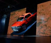 FIAT Chrysler Unveiled Exterior and Interior Design of 2015 RAM 1500 Rebel Pick up Truck