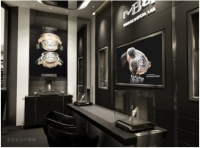 MB&F Opens First Chinese Store in Beijing