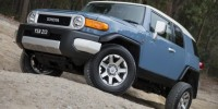 The Toyota FJ Cruiser Was Updated for 2014 with Mild Revisions