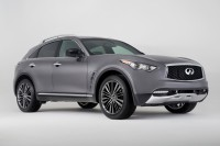Infiniti To Unveil Its QX70 Limited At New York International Auto Show