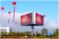 Outdoor LED Displays Get More and More Attention and Widely Used in Different Fields