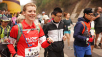 Sky Running Comes to Asia