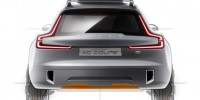 The Volvo XC Coupe Concept Has Been Teased Ahead of Its World Premiere