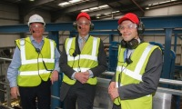 Resource Minister Lord De Mauley Has Visited Continuum Recycling