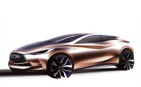 Infiniti Is Aiming to Introduce The New Q30 Concept Sedan at The Frankfurt Motor Show