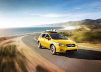 Subaru Introduced 2015 XV Crosstrek Special Edition Crossover Utility Vehicle