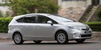 Toyota Australia Expanded Hybrid Family on Prius V I-Tech
