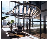 Osram Presents a Luminaire in The Form of The Rollercoaster Designer