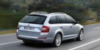 2013 Skoda Octavia Wagon Have Been Released Ahead of Its Unveiling