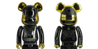 Bandai Partnered with Medicom to Launch a Collection of Daft Punk-Inspired Action Figures