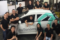 American Startup Forays Into Driverless Taxis