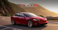 Tesla Unveils 100 KWh Battery for Model X and S