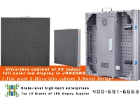 P5 Indoor LED Display Orders Were Signed by The American Customer and JONSUNG