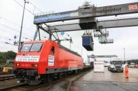 DB Schenker's Train Service From Hamburg to Zhengzhou About 20 Days Faster Than Ocean