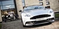 Aston Martin Will Celebrate 100 Years of Operation