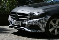 The 2014 Mercedes-Benz C-Class Continues to Gradually Reveal Itself