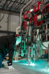 Environments Need an Energy-Efficient, Reliable Welding Program