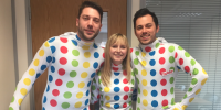ToyNews Team to Take on 24 Hour Twister Marathon for NSPCC's Big Board Game Day