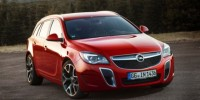 The Facelifted Opel Insignia OPC with Slight Redesign Has Been Unveiled