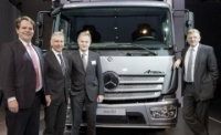 Mercedes-Benz Unveiled The New Atego for Light and Medium-Duty Distribution Transportation