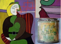 To Create Some of His Masterpieces, Picasso Used a High Quality Enamel House Paint