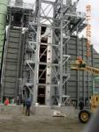 Lift Integrates Perfectly with 10-Story Power Plant Tower