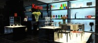 Kartell Has Announced That It Inaugurated Its First Single Brand Store in Sanlitun Village